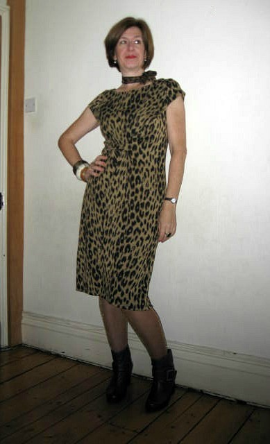 The Secondhand Years: Leopard Love