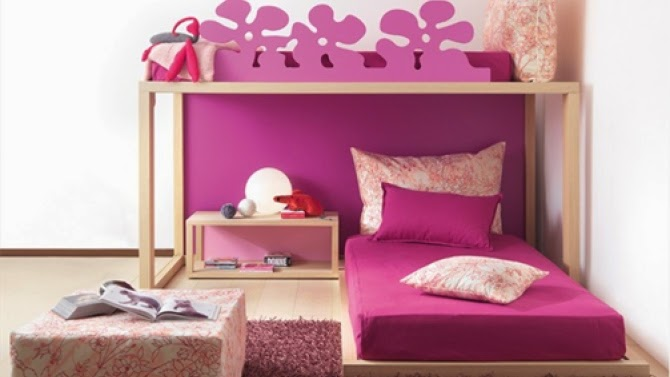 comme une princesse ma fille se sentira. Black Bedroom Furniture Sets. Home Design Ideas