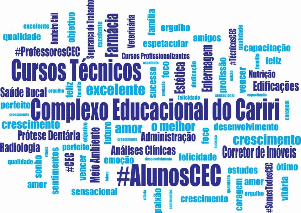 COMPLEXO EDUCACIONAL DO CARIRI
