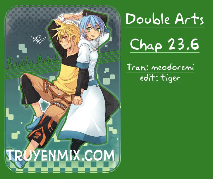 Double Arts chap 23.6 Trang 2 - Mangak.info