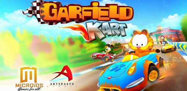 Download Garfield Kart v1.03 APK