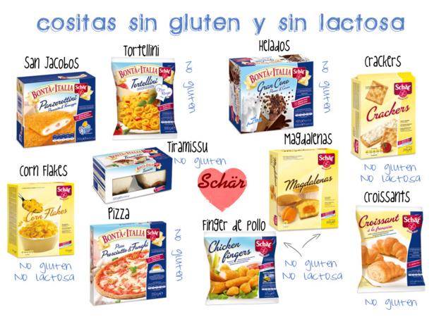 10 productos sin gluten y sin lactosa que no sab as que exist an no soy tu estilo - Alimentos sin gluten para celiacos ...
