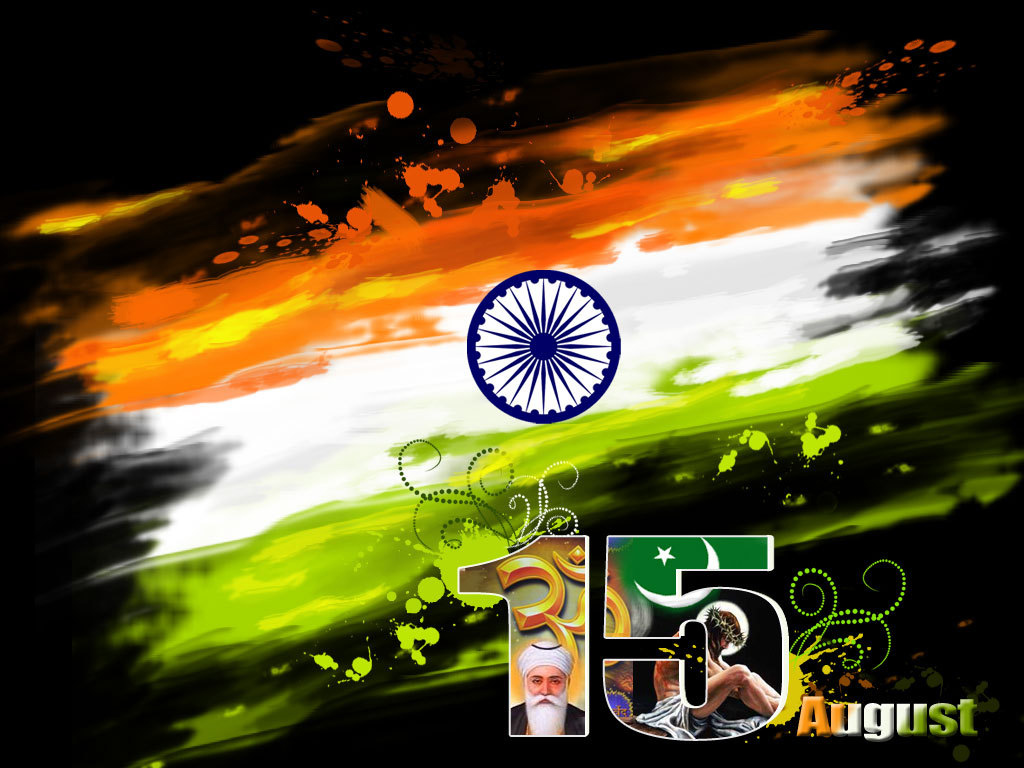 Independence Day India Flag Image