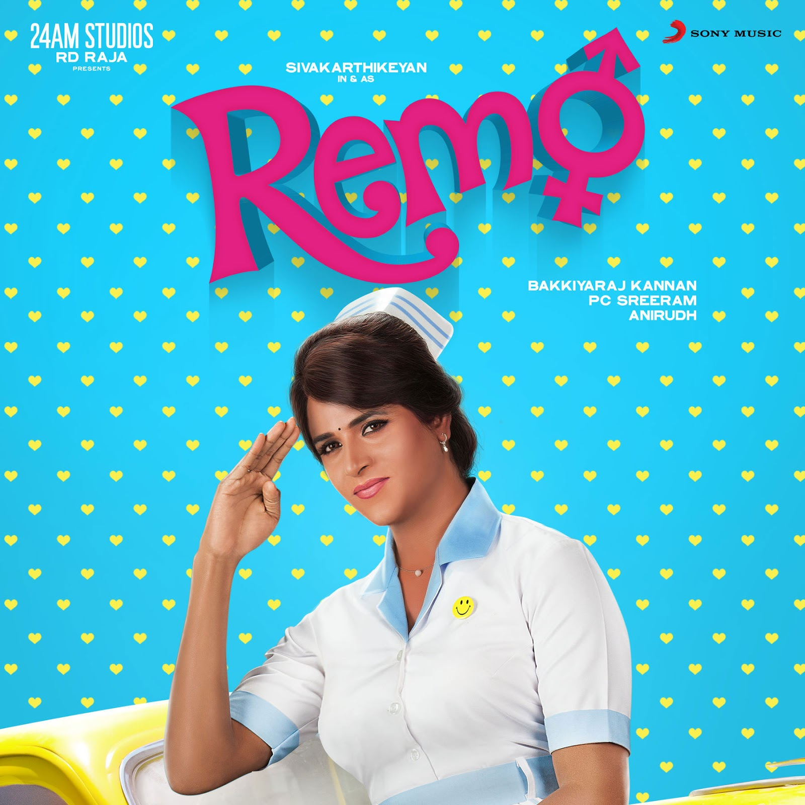 Remo-2016-Telugu-Original-CD-Front-Cover-Poster-wallpaper