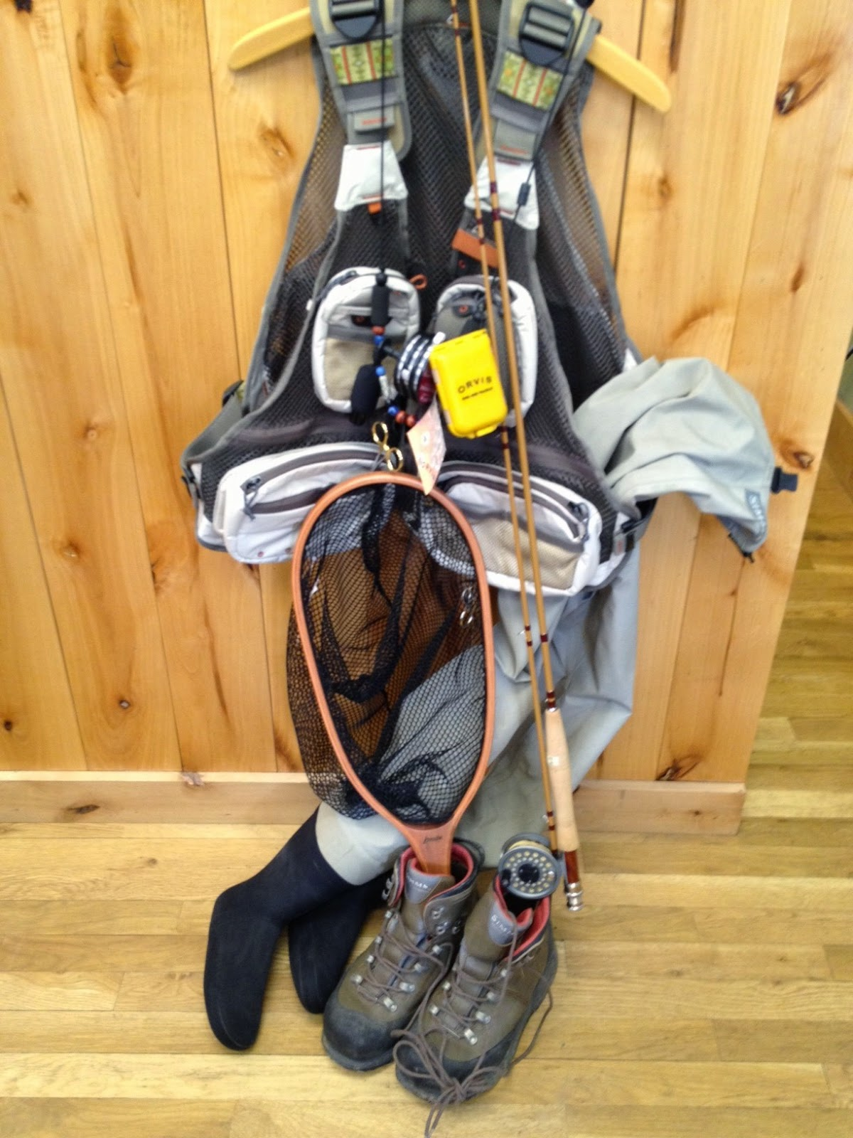 What You Will Need On A Fly Fishing Trip