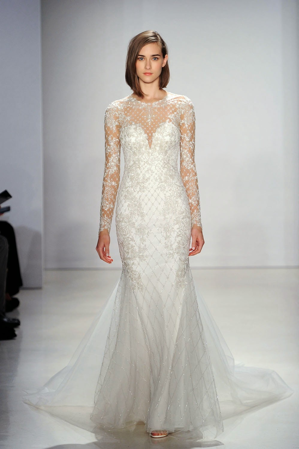Kenneth Pool Fall 2015 Wedding Dresses