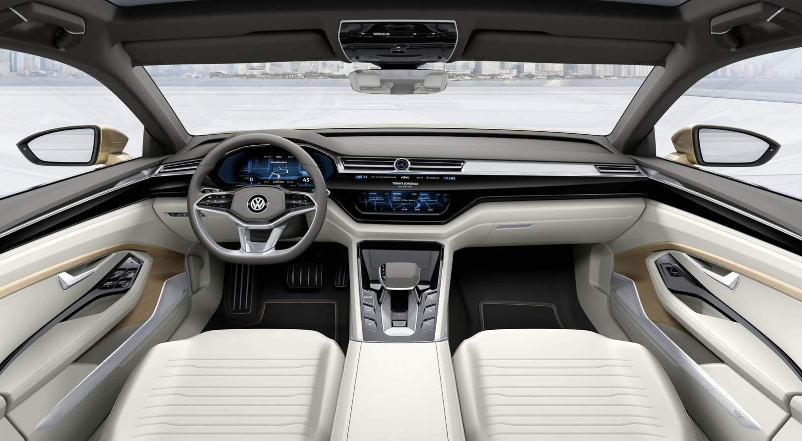 2017 Volkswagen Phaeton