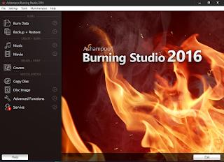 Download Ashampoo Burning Studio 2016 Incl Key