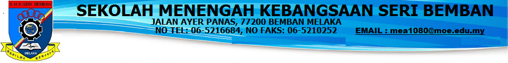SMK SERI BEMBAN