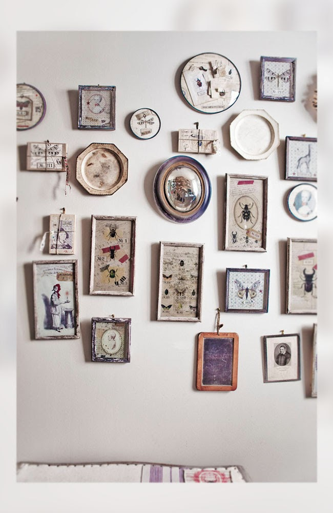 Antique, Chic, Casa, hometour, París, La Musa, Decoracion, Wall, frame,  pics, artwork