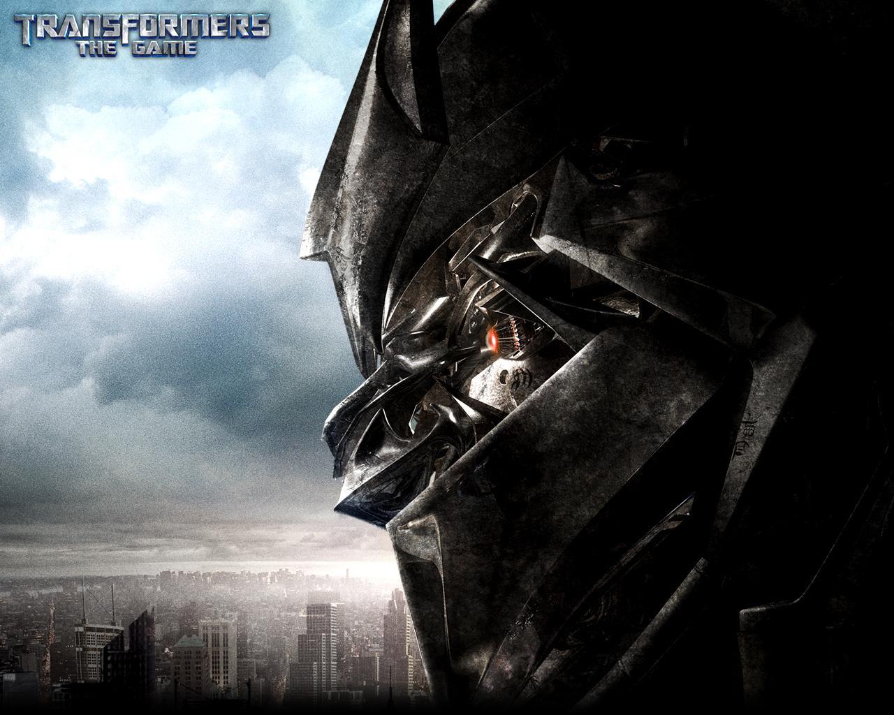Games e wallpapers wallpaper papel de parede games 09 - Transformers tapete ...