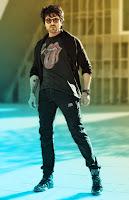 Ramcharan Tej New Movie First Look Stills