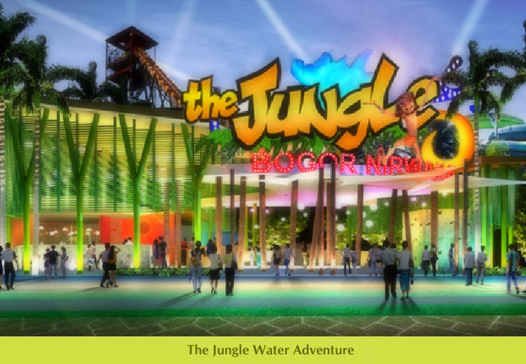 The Jungle Bogor Nirwana Water Adventure
