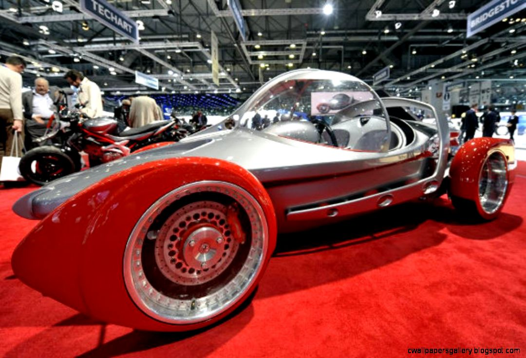 Worlds Coolest Concept Car
