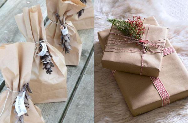 Positiva creativa regalos - Envolver regalos con papel de seda ...