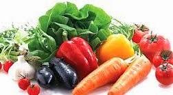 Manfaat sayuran bagi kesehatan