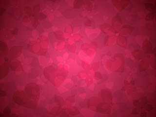 hd background for photoshop of red floral pattern