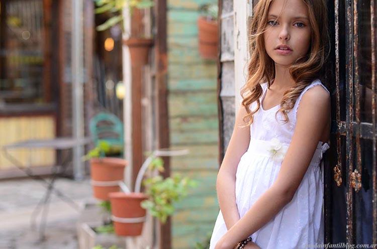 Vestidos primavera verano 2015 Niñas ultima moda 2015 Anavana.