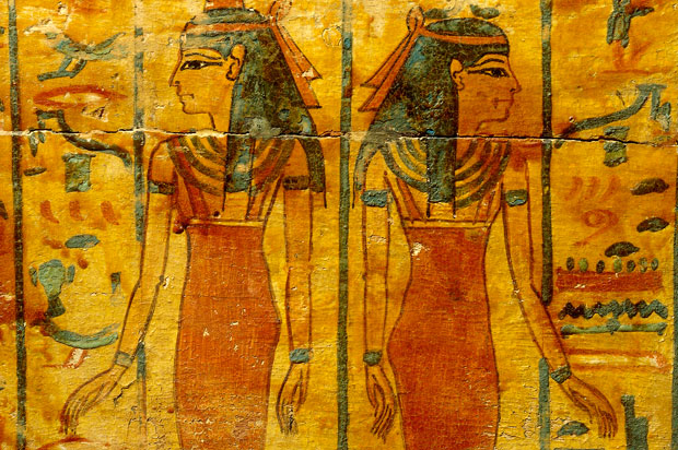 Ancient Egypt Womens Clothing