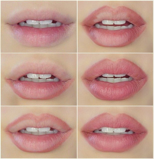 Natural Looking Pink Lips|How To Theme Your Lips Pink Without Makeup