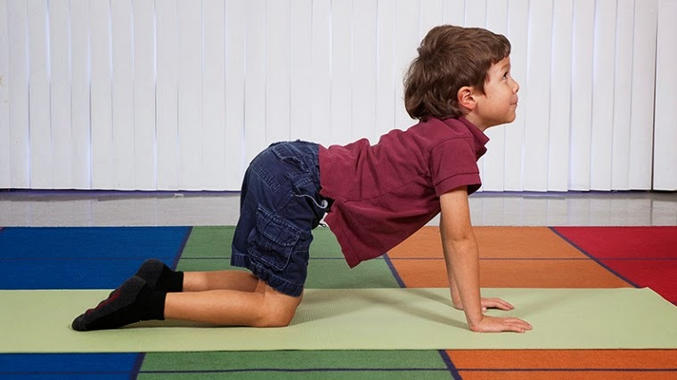 Yoga as a Complementary Therapy for Children and Adolescents