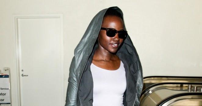 FASHION THE BLACK GIRL: Lupita's Street style