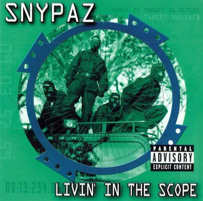 Snypaz – Livin' In The Scope (CD) (2001) (320 kbps)
