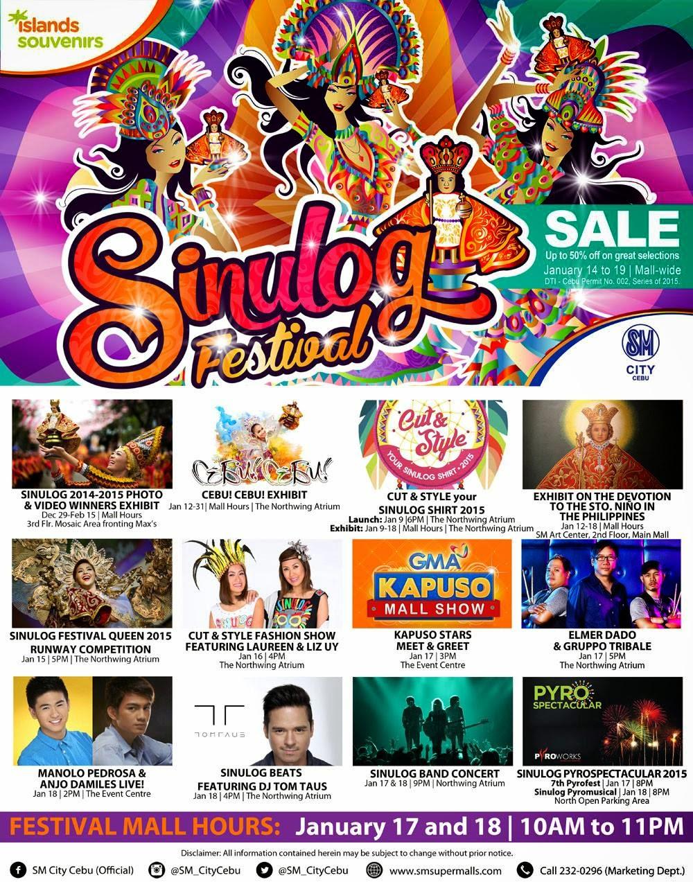 Sinulog-2015-SM-City-Cebu