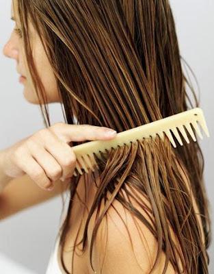 Evita los problemas del cabello graso