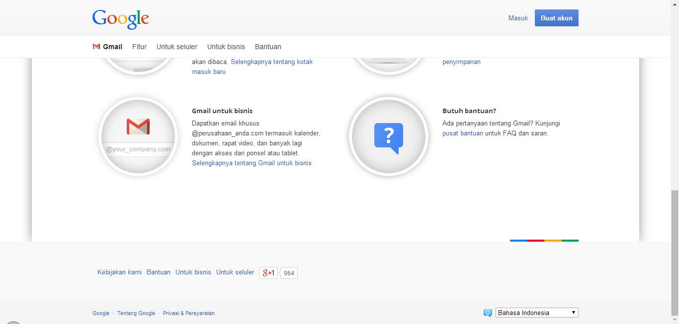 Situs Google Mail Gmail