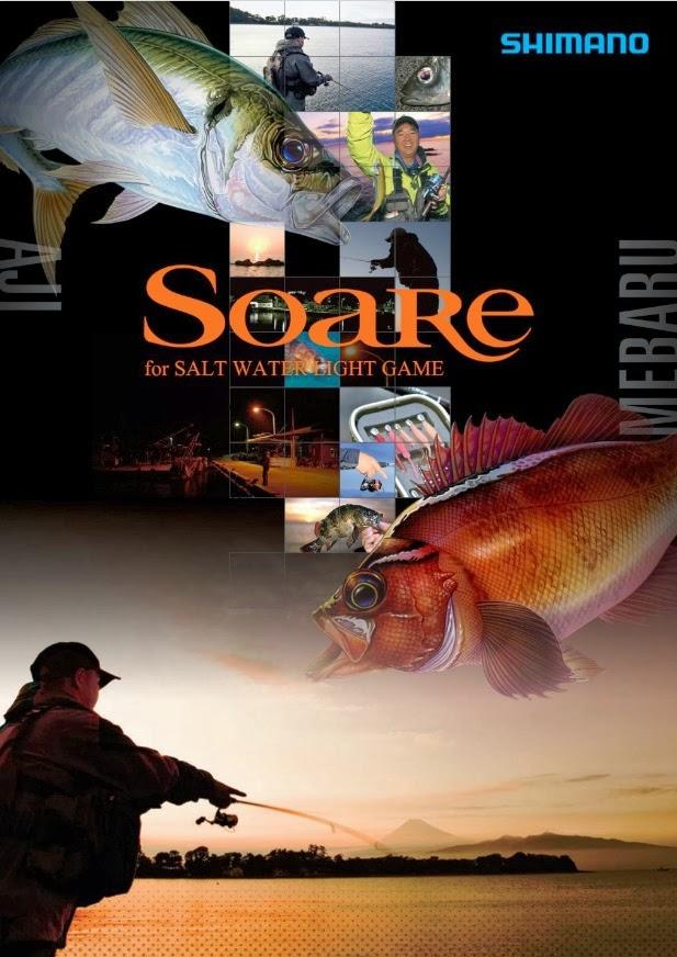 rc fishing: 2013 shimano catalog: soare, Fishing Reels