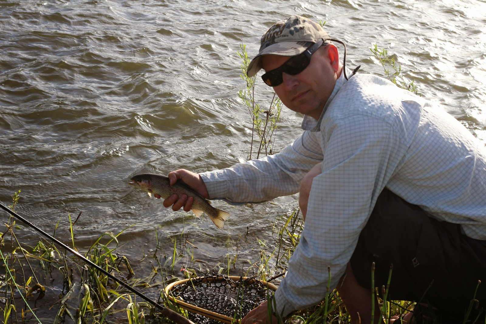 Jay scott outdoors 6 23 14 colorado fishing report for Colorado river fishing report