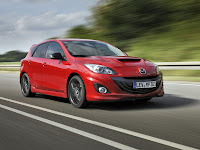 2013 Mazda 3 MPS Japanese car photos 1