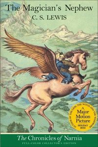 "Cover of ""The Chronicles of Narnia: The Magician's Nephew"""