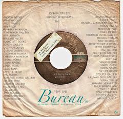 BUREAU : AUDIO INTERVIEWS