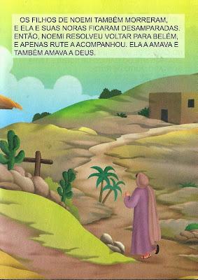 História bíblica de Rute