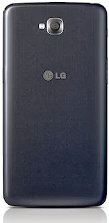 Gambar LG G Pro Lite hitam (belakang)