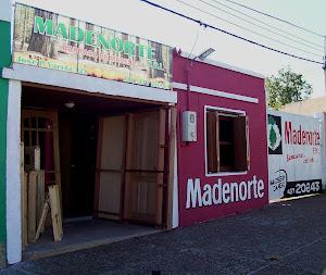 MADENORTE S.R.L ( barraca de maderas )
