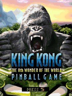 Jogos Motorola Ex128 King Kong Pinball