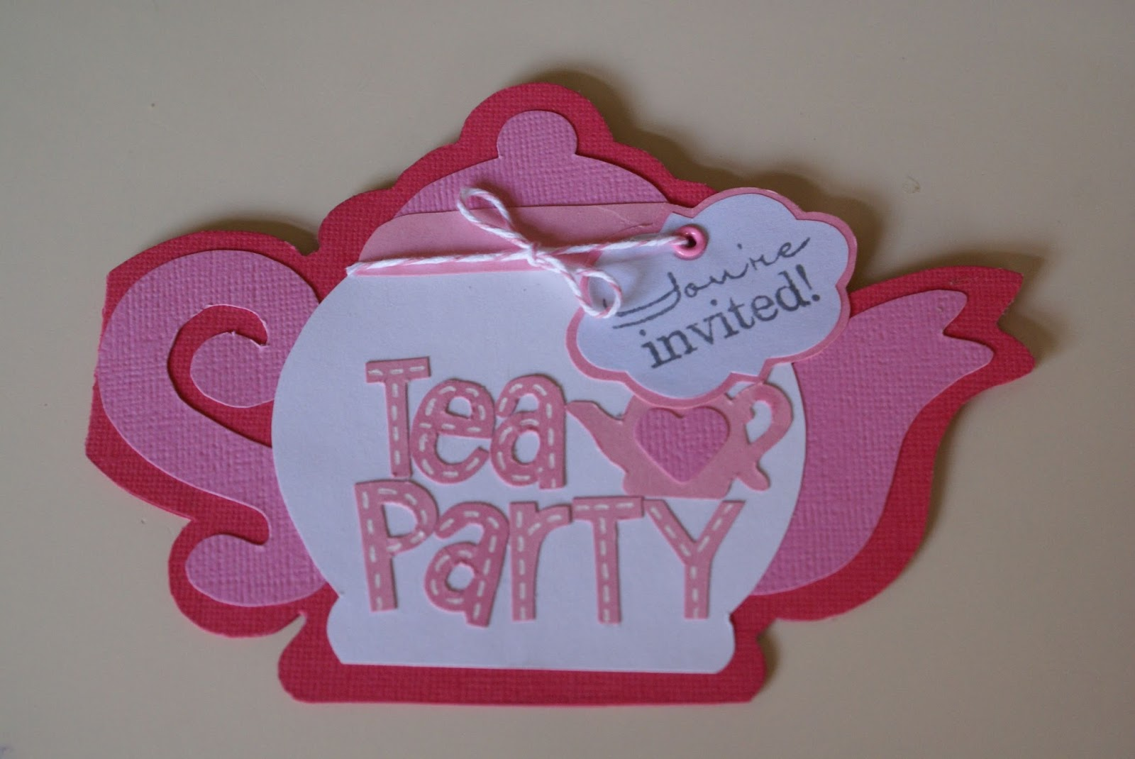 Teapot Invitations for nice invitations layout
