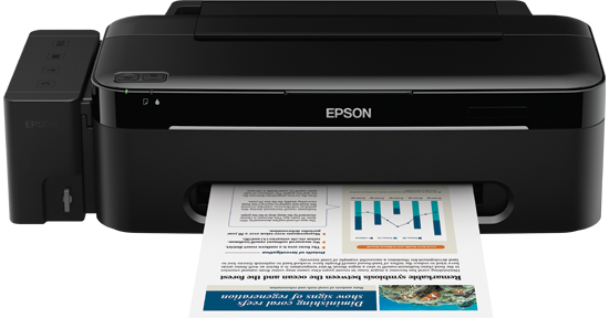 search label download epson driver
