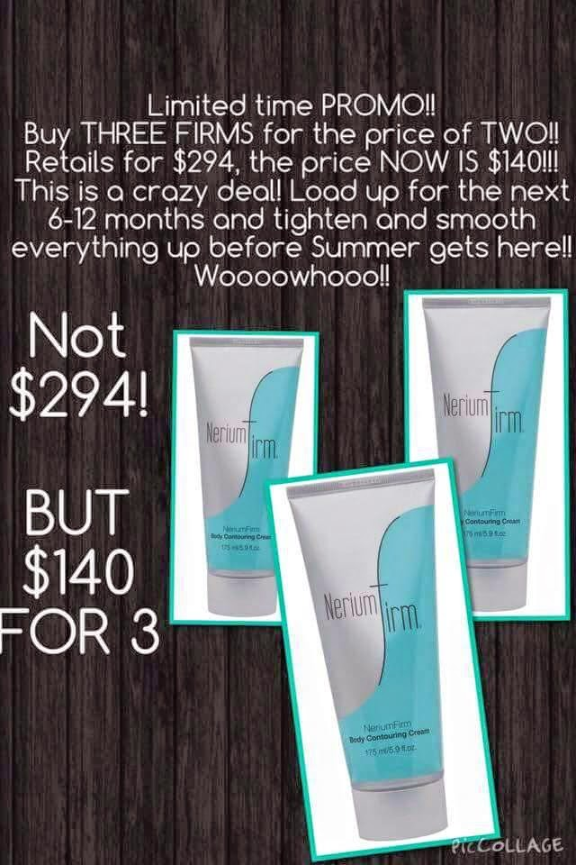 Nerium Firm deal