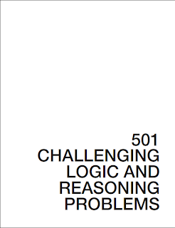 501 Chanllenging logic and reasoning problems Mediafire Ebook