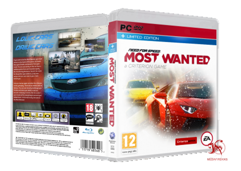 CrackTZ™: Need For Speed Most Wanted 2012 - SKiDROW Free ...