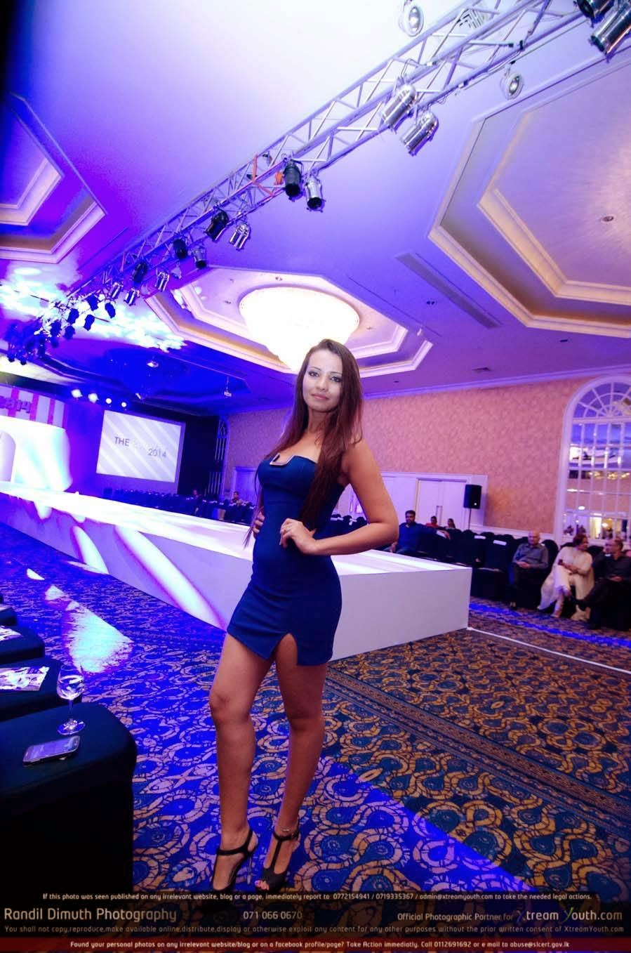 Maria Yusefovna blue