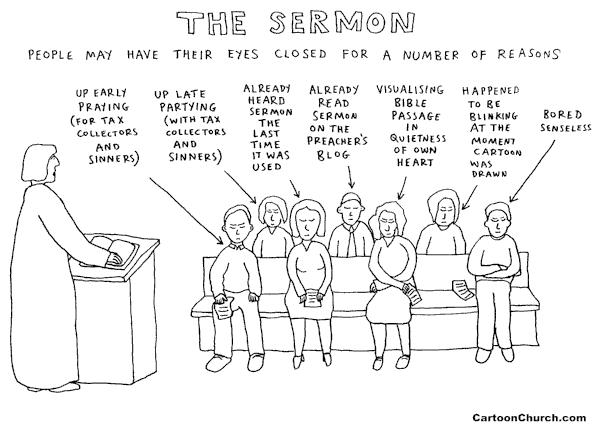 Patrick Comerford: Liturgy (2013) 7.2: Seminar: homiletics ...