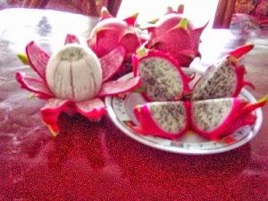 Manfaat buah naga untuk kesehatan dan diet