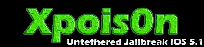 Xpois0n - Untethered Jailbreak iOS 5.1