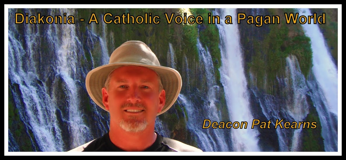 Diakonia - Deacon Pat and Liz Kearns (Catholic Missionaries)
