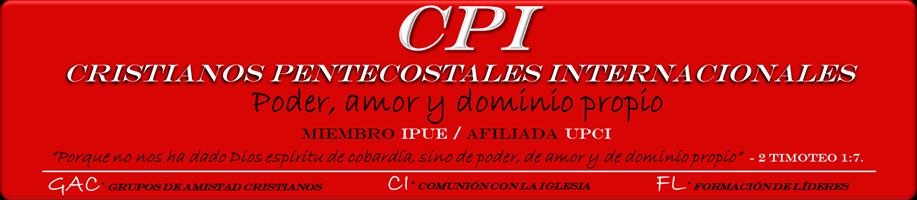 CPI - Cristianos Pentecostales Internacionales